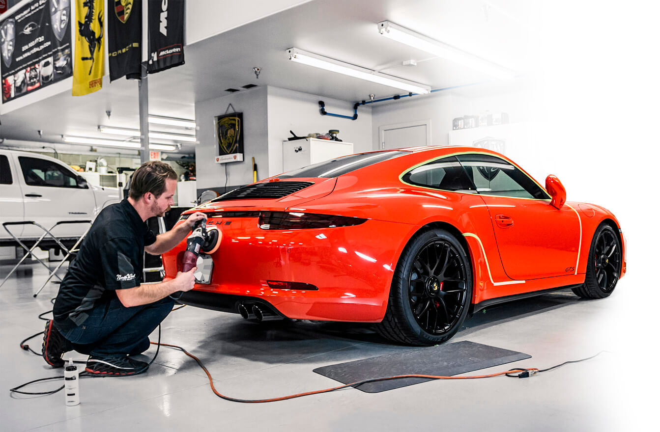 Porsche-Lava-Orange-991-911-C4-GTS-new-car-detail-polishing-paint-correction-encerado-pintura-boxen